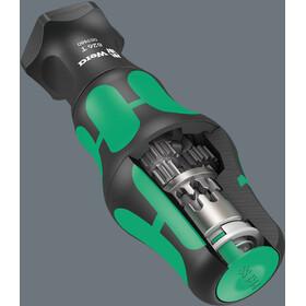 Wera Kraftform Kompakt Turbo 1 Bit Set with Screwdriver 18 Pieces